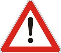 znak upozorenja