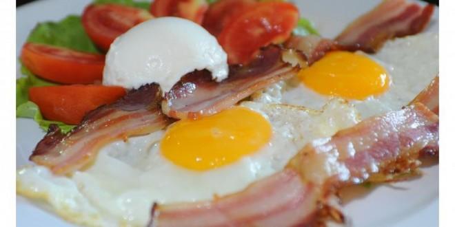 jaja i slanina