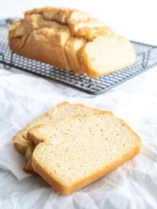 keto/LCHF hleb bez glutena