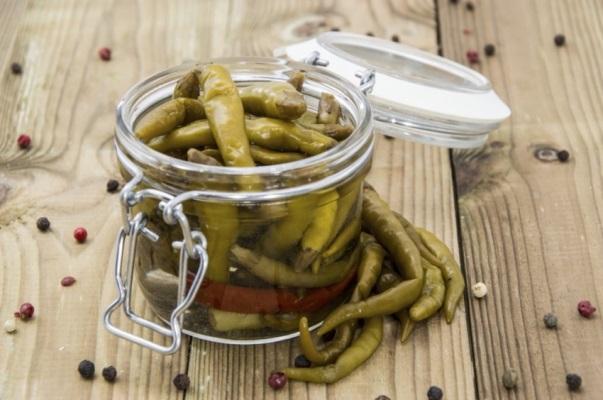 fermentisane ljute papričice