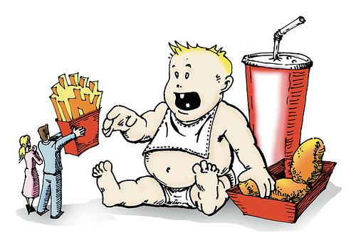 gojaznost među decom