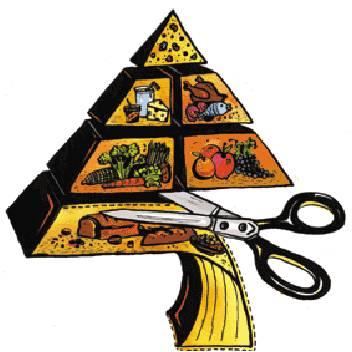 piramida ishrane bez žitarica