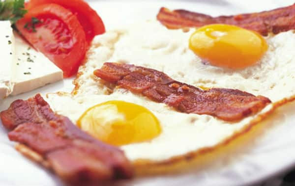 lchf doručak