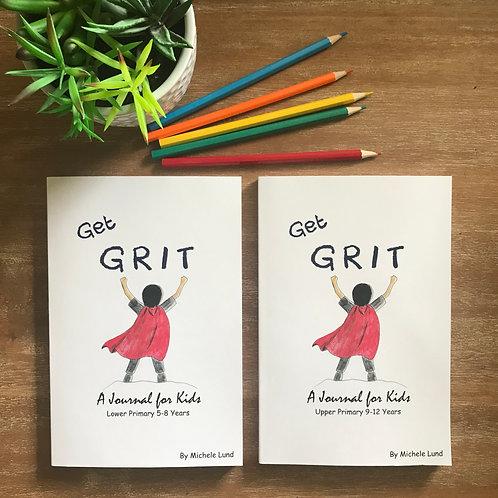 Get GRIT: A Journal (Paperback)