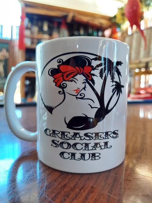 GSC Scarf Logo Coffe Mug