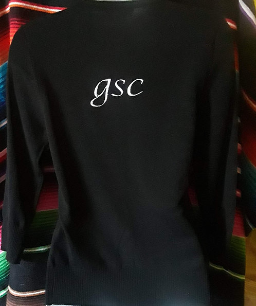 GSC Womens Embroidered Cardigan