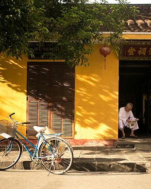 Fahrrad in Asien