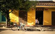 Велосипед в Азии