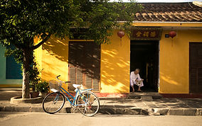 Bicycle in Asia