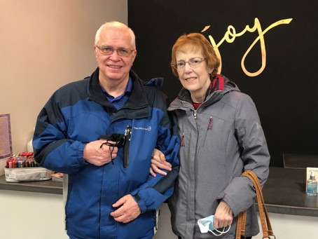 O'Neill Couple Shows Their Generosity With Recent Donation Benefiting Several Local Organizations