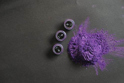 Pigmentos en polvo brillantes VIOLETA BRILLANTE