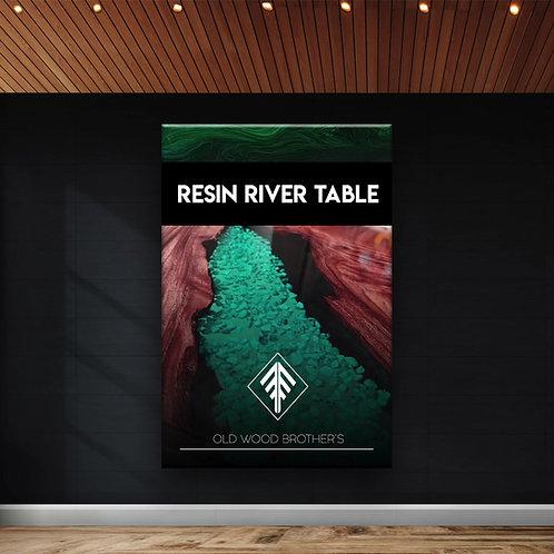 Como crear una mesa con Rio Epoxico - Ebook