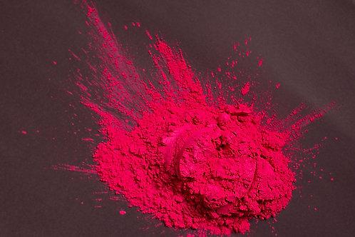 Pigmentos en polvo brillantes FUCSIA BRILLANTE