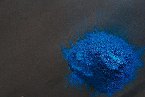 Pigmentos en polvo brillantes AZUL REY
