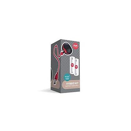 HYBRID KIT - Pilhas recarregáveis