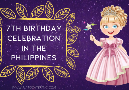 7th Birthday Celebration in the Philippines