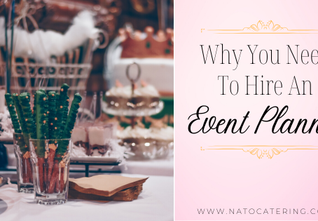 Why You Need To Hire An Event Planner