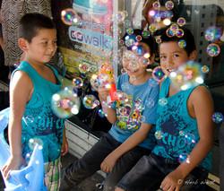 Bubbly Kids!