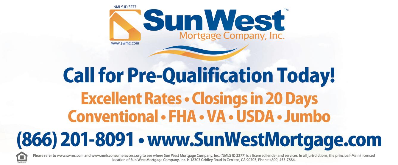 SunWest Mortgage Company