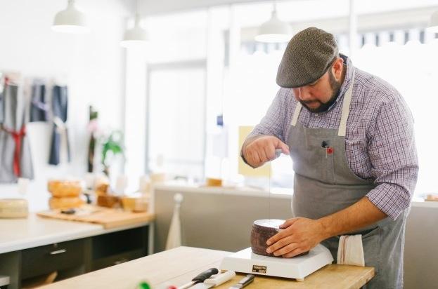Jacob Rodriguez: Cheesemonger + Chef