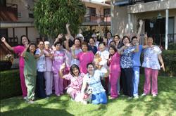 Solheim's Dedicated Nursing Staff