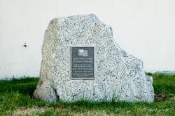 Memorial at Eagle Rock City Hall