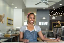 Jephreda Hudson: Cheesemonger