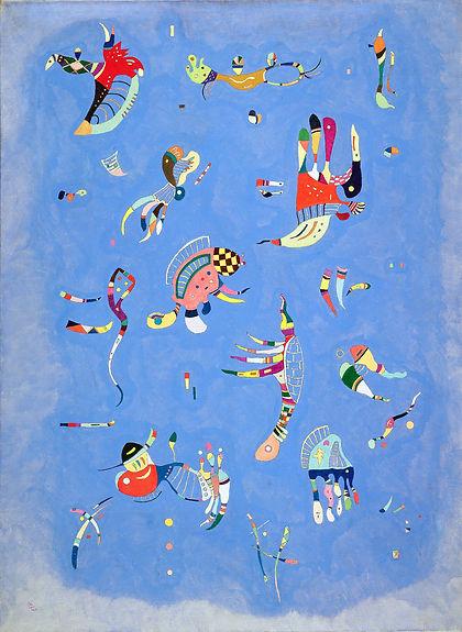 Vassily-Kandinsky-Bleu-de-ciel-Azzurro-c