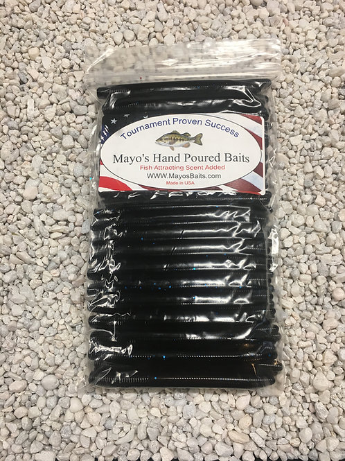 4 Inch Stick Bait Bulk 50 Pack (Great Value)
