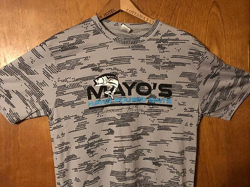 Mayo's High Performance T Shirt Med