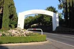 Entryway to Tanunda
