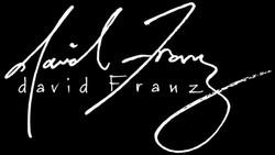 David_Franz_Logo_Negative