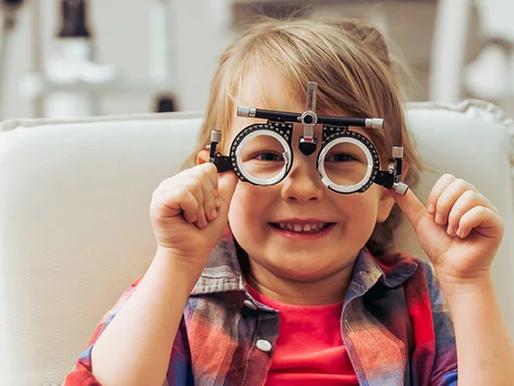 Visita Oculistica Pediatrica: quando e perché