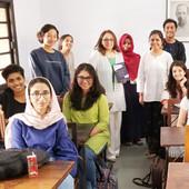 St. Stephens College, New Delhi, India.j