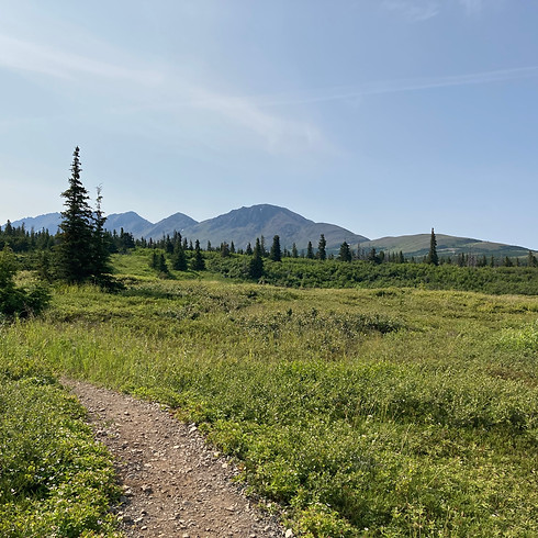 National Public Lands Day on the Middle Fork Trail