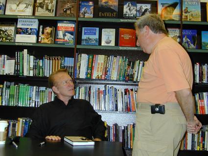 Bob Eubanks Book Signing
