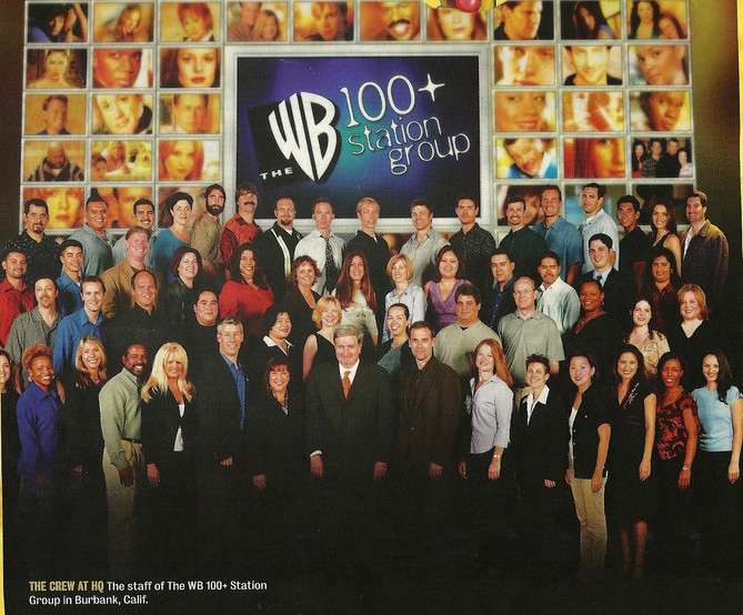 WB 100+ Station Group Staff