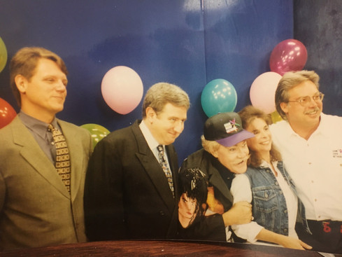 Game Show Network convention photo