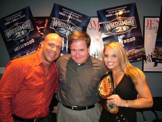 Wrestlemania comes to WB 100+