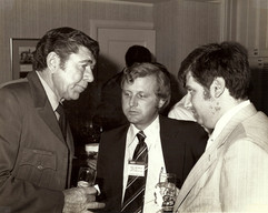 NATPE with Claude Akins