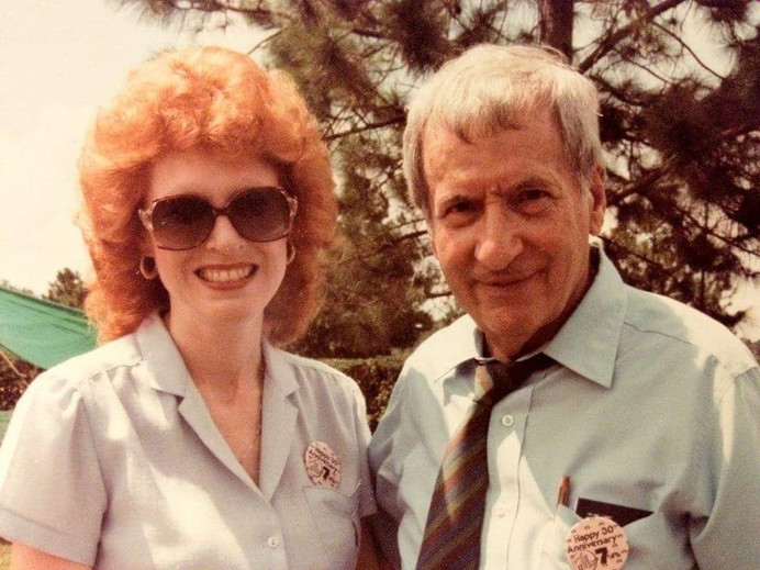 Rita and Russ Chambers