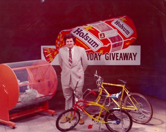 Bike a Day Giveaway