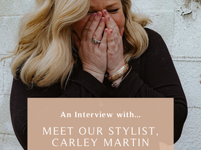 Overland Park Hairstylist   An Interview with Carley Martin Verbeck
