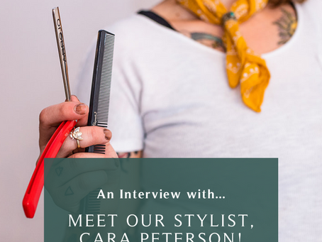 Overland Park Hairstylist   Interview with Cara Peterson