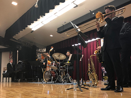 Ed W. Clark High School Jazz for Young People