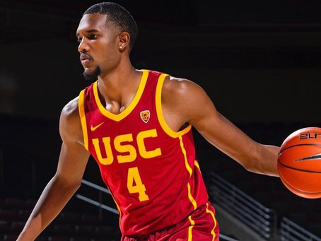 Scouting Evan Mobley