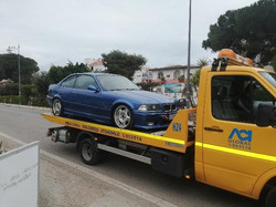 E36M IN TRANSPORT