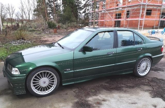 E36 Alpina Verde