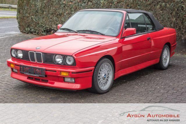E30 M3 RED