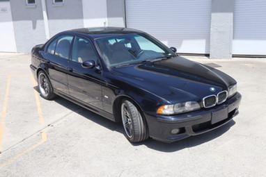 2000 BMW E39 M5